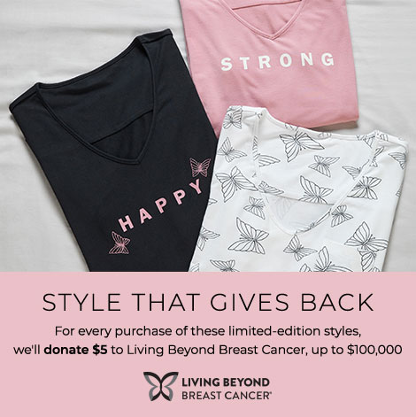 Style that gives back
